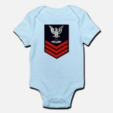 Air Traffic Controller - PO1 Infant Bodysuit