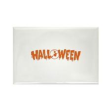 Halloween Rectangle Magnet (100 pack)
