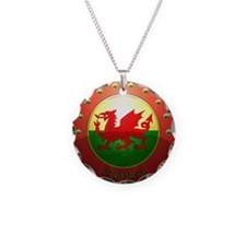 welsh shield Necklace