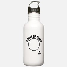 Circle of trust Water Bottle