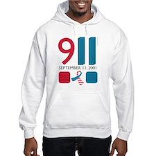 911 - September 11, 2001 Memo Hoodie