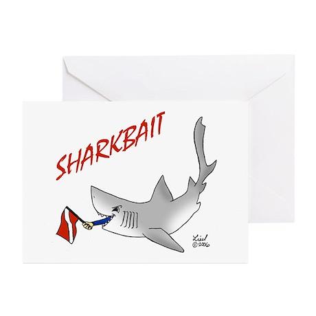 Sharkbait Greeting Cards (Pk of 10)