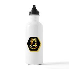 Emblem - POW - MIA Water Bottle