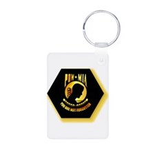 Emblem - POW - MIA Keychains