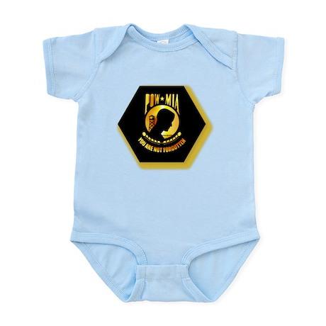 Emblem - POW - MIA Infant Bodysuit