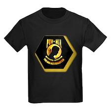 Emblem - POW - MIA T