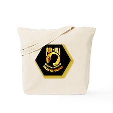 Emblem - POW - MIA Tote Bag