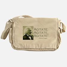 "Frederick Douglass ""Agitate!"" Messenger Bag"