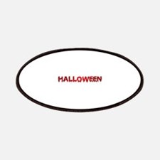 Halloween Patches