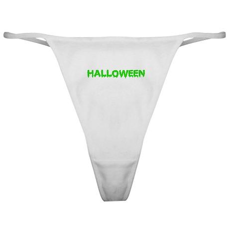Halloween Classic Thong