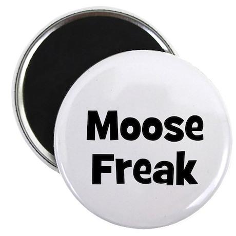 Moose Freak Magnet