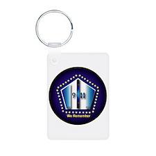 Emblem - 9-11 Keychains