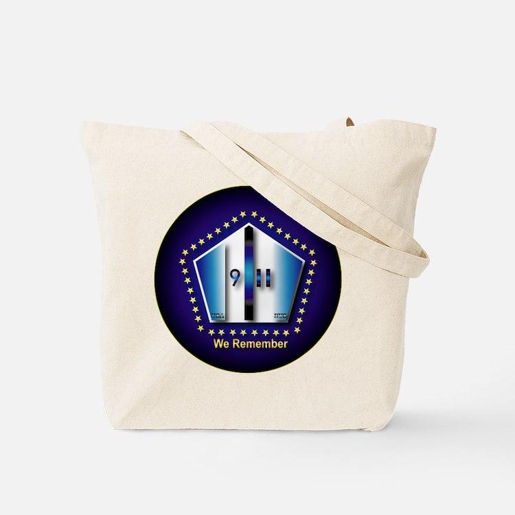 Emblem - 9-11 Tote Bag