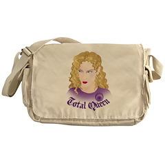 Total Queen Messenger Bag