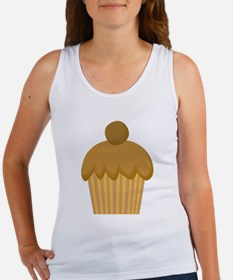Chocolate Cupcake Women's Tank Top