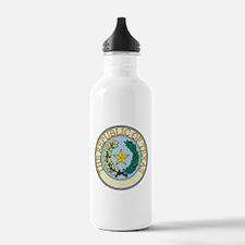 Republic of Texas Seal Water Bottle