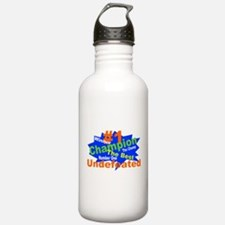 Number One Champ Water Bottle