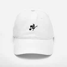 Isolated Witch Baseball Baseball Cap