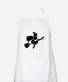 Isolated Witch Apron
