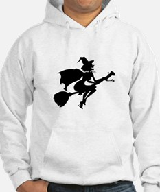 Isolated Witch Hoodie