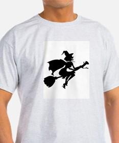 Isolated Witch T-Shirt