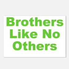 Brothers Like No Others Postcards (Package of 8)
