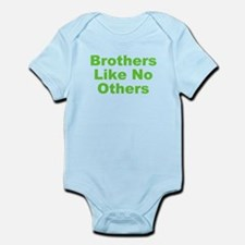 Brothers Like No Others Infant Bodysuit