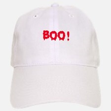 Boo! Baseball Baseball Cap