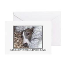 Bella Notes Indulge Yourself Greeting Card