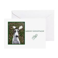 Bella the Reindeer Greeting Card