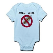 Cereal. Killer. with wheat, gluten free Infant Bod