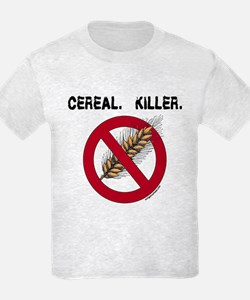 Cereal. Killer. with wheat, gluten free T-Shirt