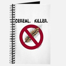 Cereal. Killer. with wheat, gluten free Journal