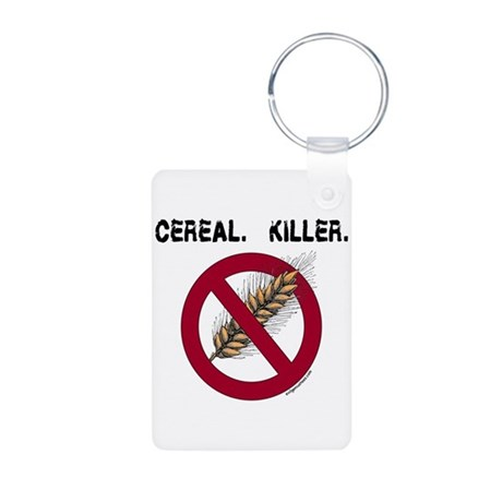 Cereal. Killer. with wheat, gluten free Aluminum P
