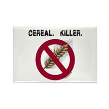 Cereal. Killer. with wheat, gluten free Rectangle