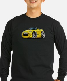 s2000 Yellow Car T