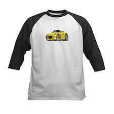 s2000 Yellow Car Tee