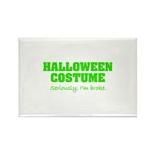Halloween costume Rectangle Magnet (100 pack)