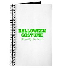 Halloween costume Journal