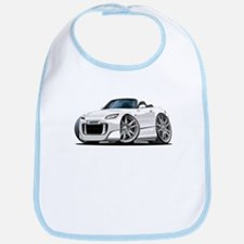 s2000 White Car Bib