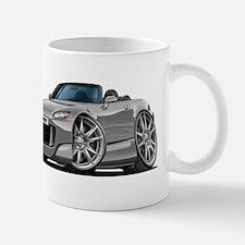 s2000 Silver Car Mug
