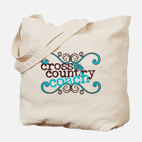Cross Country Coach Tote Bag