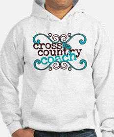 Cross Country Coach Hoodie