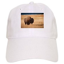 Unique Bison Baseball Cap