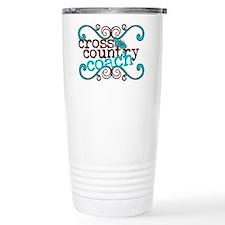 Cross Country Coach Travel Mug