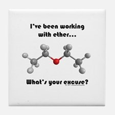 The Ether Collection Tile Coaster