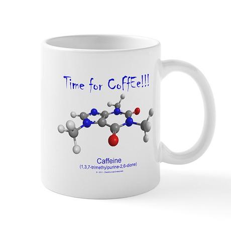 The Caffeine Collection Mug
