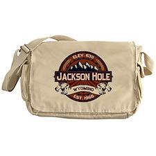 Jackson Hole Vibrant Messenger Bag