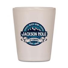 Jackson Hole Ice Shot Glass