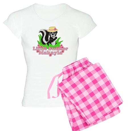 Little Stinker Makayla Women's Light Pajamas